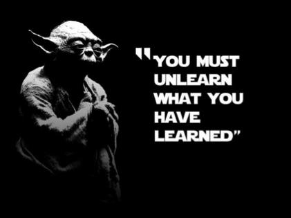 Yoda-unlearn